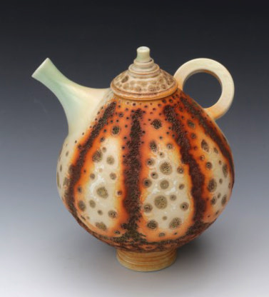 "<span class=""link fancybox-details-link""><a href=""/artists/61-geoffrey-swindell/works/4336-geoffrey-swindell-teapot-2017/"">View Detail Page</a></span><div class=""artist""><strong>Geoffrey Swindell</strong></div> <div class=""title""><em>Teapot</em>, 2017</div> <div class=""signed_and_dated"">stamped on the base</div> <div class=""medium"">porcelain</div><div class=""copyright_line"">£ 38 x 10 Months, OwnArt O% APR</div>"