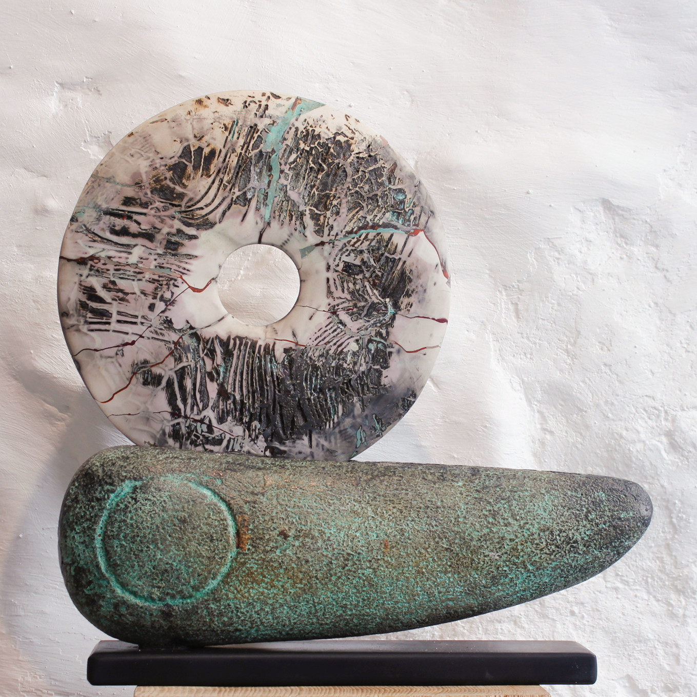 <span class=&#34;link fancybox-details-link&#34;><a href=&#34;/artists/40-peter-hayes/works/5648-peter-hayes-raku-boat-2018/&#34;>View Detail Page</a></span><div class=&#34;artist&#34;><strong>Peter Hayes</strong></div> <div class=&#34;title&#34;><em>Raku Boat</em>, 2018</div> <div class=&#34;signed_and_dated&#34;>signed on base</div> <div class=&#34;medium&#34;>stoneware</div> <div class=&#34;dimensions&#34;>35.6 x 10.2 cm<br /> 14 x 4 inches</div><div class=&#34;copyright_line&#34;>OwnArt: £ 80 x 10 Months, 0% APR</div>