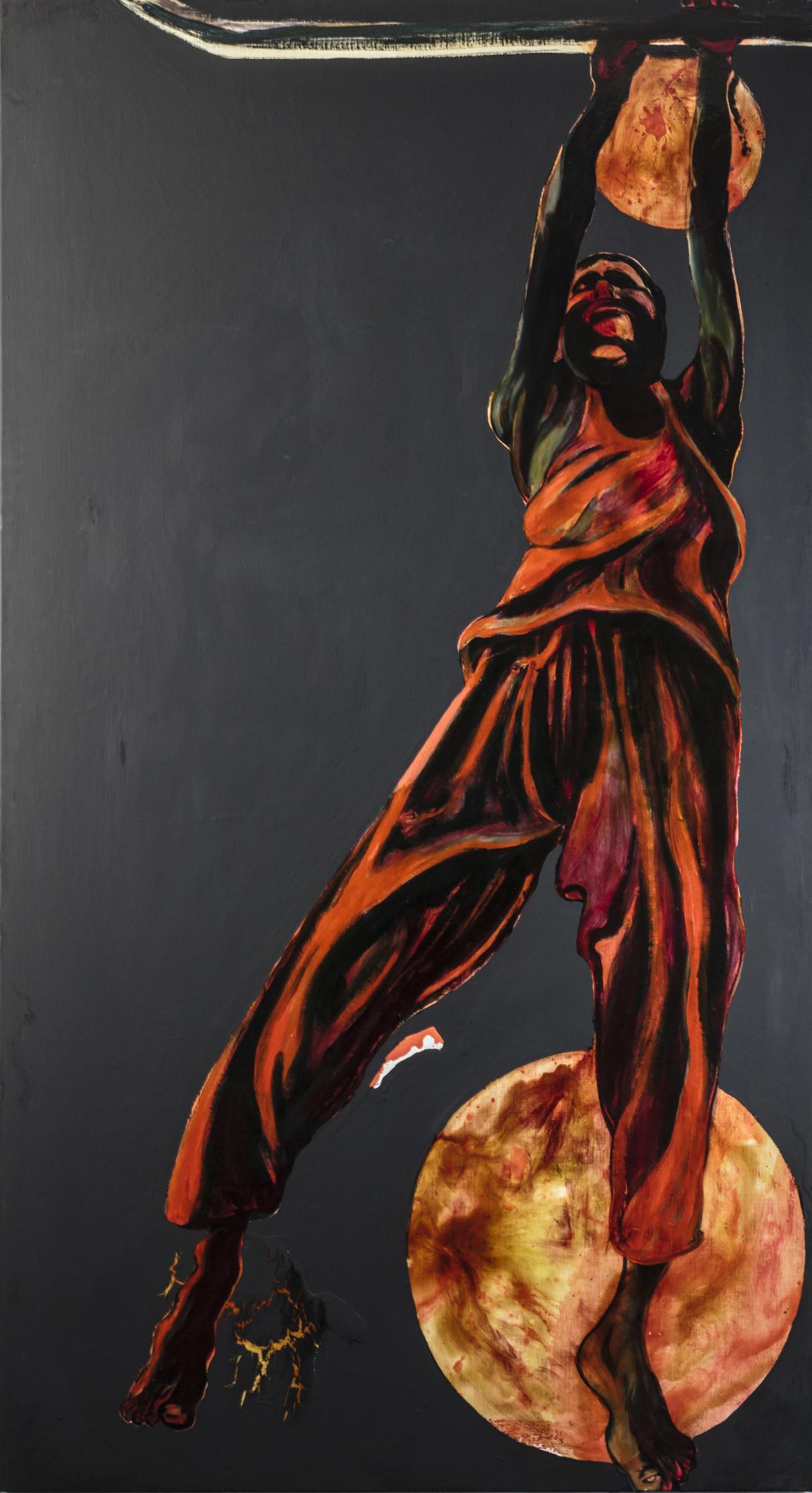 <span class=&#34;link fancybox-details-link&#34;><a href=&#34;/exhibitions/14/works/artworks4987/&#34;>View Detail Page</a></span><div class=&#34;medium&#34;>Acryl on canvas</div> <div class=&#34;dimensions&#34;>200 x 110 cm</div>