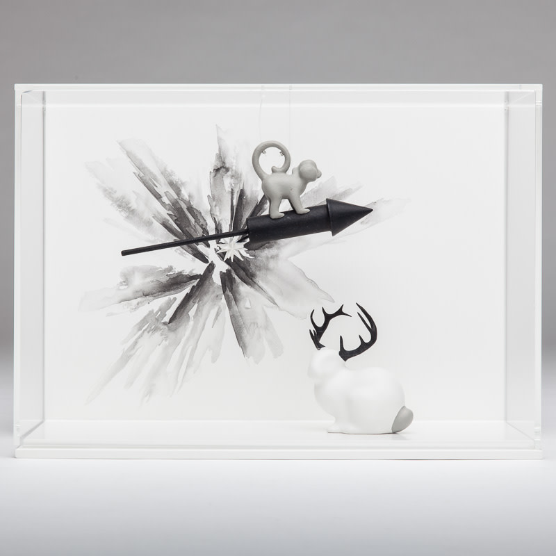 <span class=&#34;link fancybox-details-link&#34;><a href=&#34;/artists/51-natasja-van-der-meer/works/3437-natasja-van-der-meer-neverland-explosion-2016/&#34;>View Detail Page</a></span><div class=&#34;artist&#34;><strong>Natasja van der Meer</strong></div> <div class=&#34;title&#34;><em>Neverland - Explosion</em>, 2016</div> <div class=&#34;medium&#34;>3D printed, hand painted in perspex box</div> <div class=&#34;dimensions&#34;>25 x 35 x 15 cm<br /> </div> <div class=&#34;edition_details&#34;>Edition 1 of 3</div>