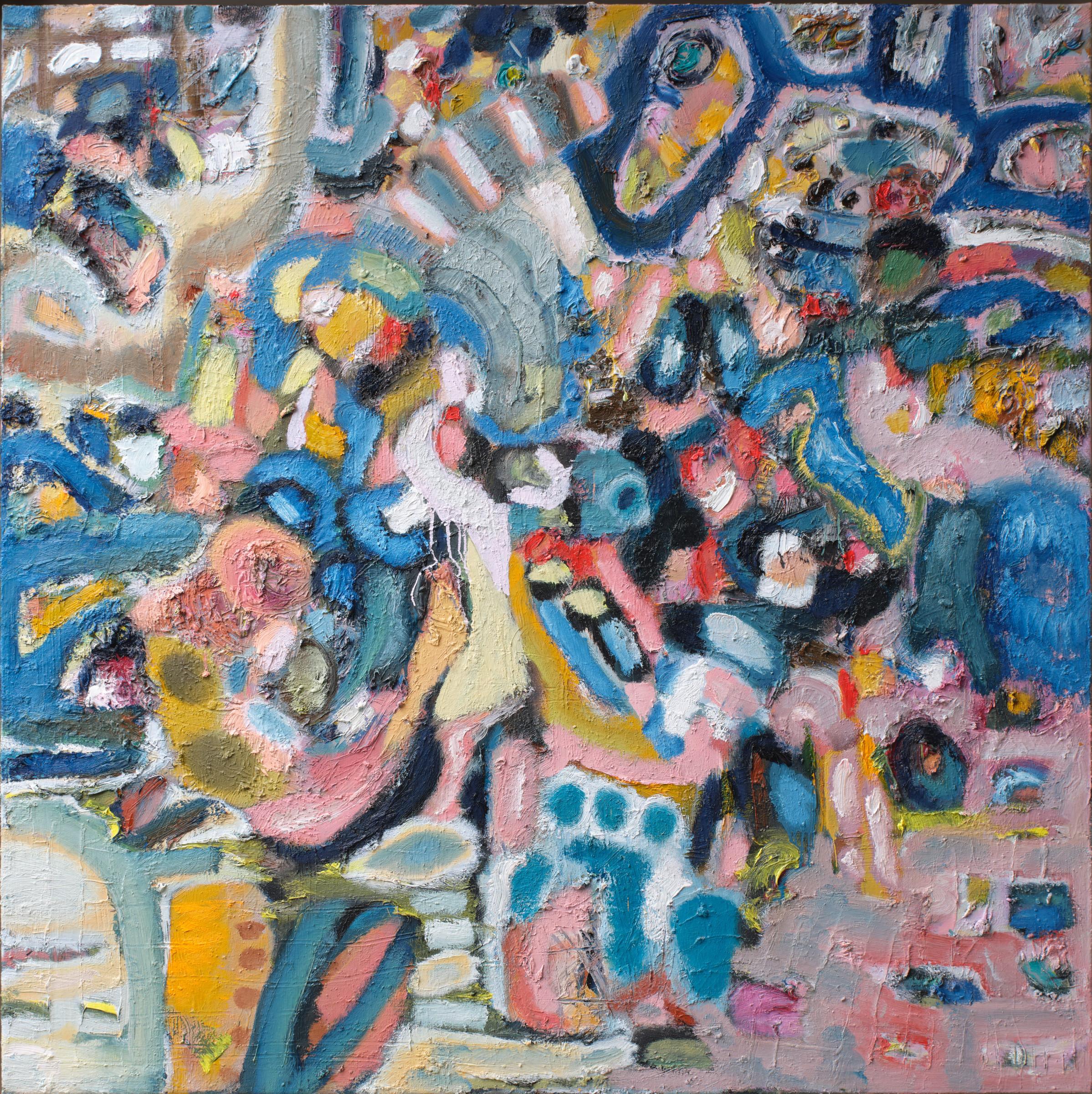 <span class=&#34;link fancybox-details-link&#34;><a href=&#34;/content/viewing-room/22/artworks5254/&#34;>View Detail Page</a></span><div class=&#34;artist&#34;><strong>Maarten Vrolijk</strong></div><div class=&#34;title&#34;><em>Celebration</em>, 2018</div><div class=&#34;medium&#34;>Oil on canvas</div><div class=&#34;dimensions&#34;>156 x 156 cm</div>€ 7,500.00