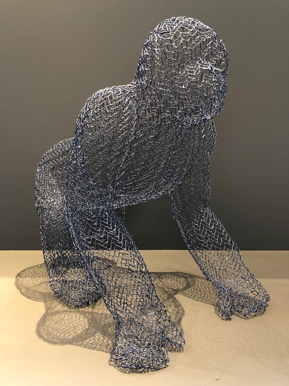 <span class=&#34;link fancybox-details-link&#34;><a href=&#34;/content/viewing-room/22/artworks5229/&#34;>View Detail Page</a></span><div class=&#34;artist&#34;><strong>Eka Acosta</strong></div><div class=&#34;title&#34;><em>Baby Gorilla</em>, 2019</div><div class=&#34;medium&#34;>Mesh wire</div><div class=&#34;dimensions&#34;>70 x 40 x 60 cm</div>€ 4,500.00