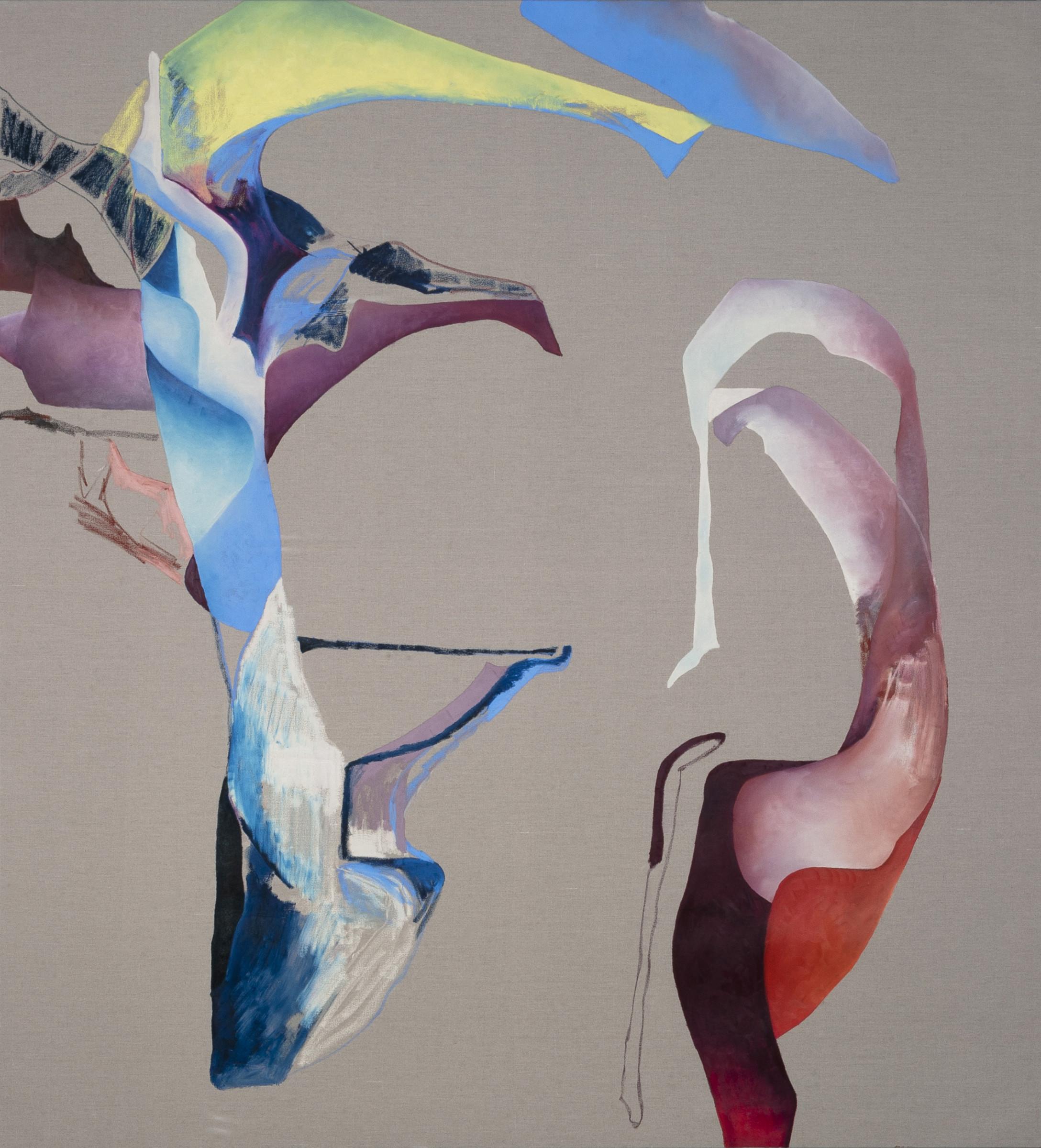 """<span class=""""link fancybox-details-link""""><a href=""""/artists/27-florentijn-de-boer/works/5293-florentijn-de-boer-do-not-touch-the-feathers-of-a-swan-2019/"""">View Detail Page</a></span><div class=""""artist""""><strong>Florentijn de Boer</strong></div> <div class=""""title""""><em>Do not touch the feathers of a swan</em>, 2019</div> <div class=""""medium"""">Oilbar on canvas</div> <div class=""""dimensions"""">200 x 180 cm<br /> Unicum</div><div class=""""price"""">€5,900.00</div>"""