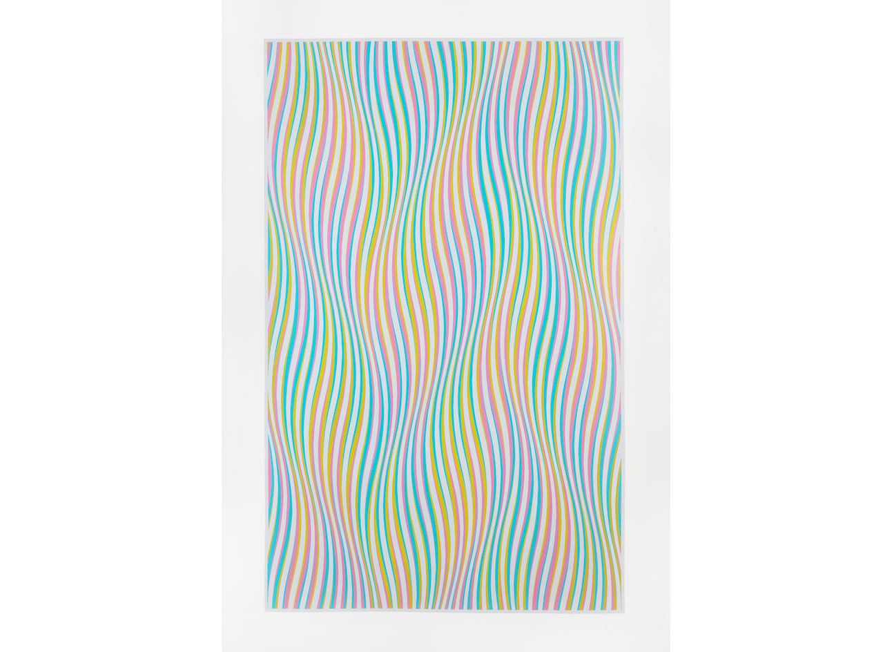 "<span class=""link fancybox-details-link""><a href=""/artists/72-bridget-riley/works/870/"">View Detail Page</a></span><div class=""artist""><strong>Bridget Riley</strong></div> 1931 <div class=""title""><em>Elapse</em>, 1982</div> <div class=""signed_and_dated"">signed, titled and dated in pencil<br /> from edition of 250</div> <div class=""medium"">colour screenprint on wove paper</div> <div class=""dimensions"">102.1 x 63.9cm</div> <div class=""edition_details"">from edition of 250</div><div class=""copyright_line"">Copyright The Artist</div>"