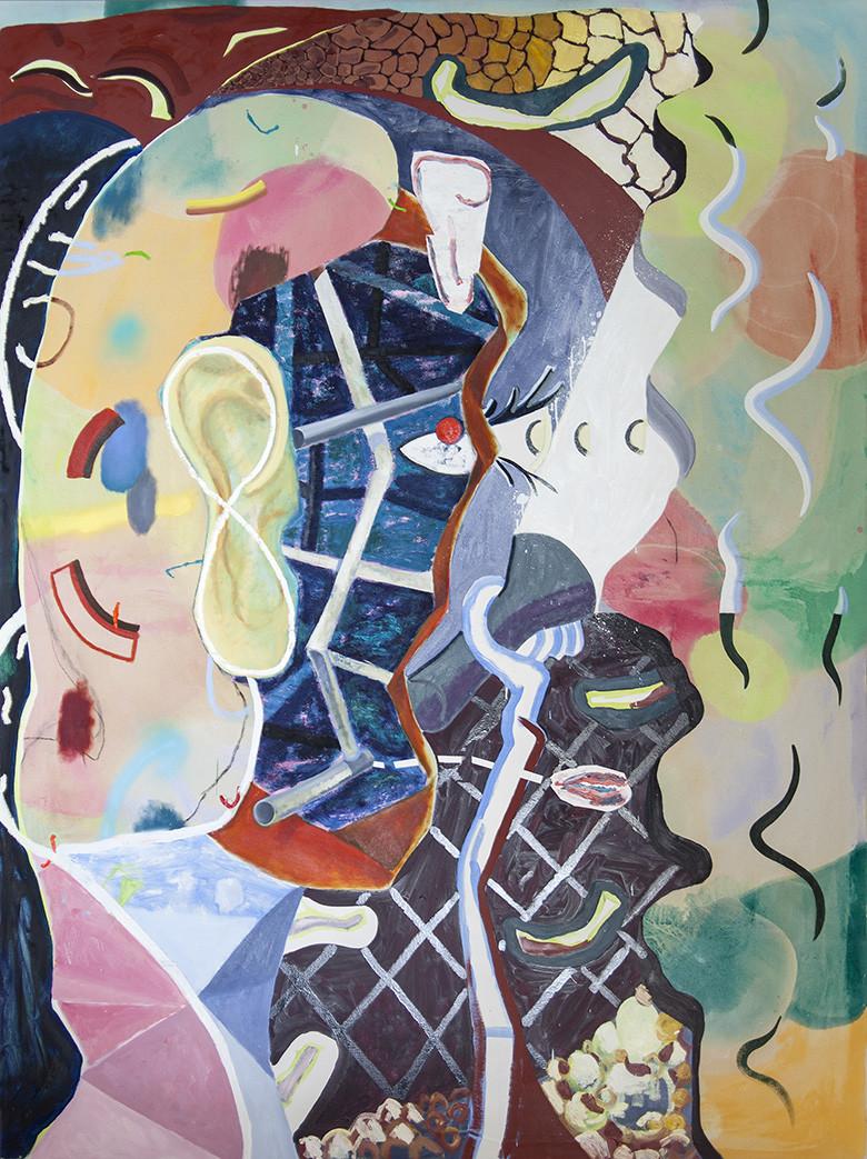 "<span class=""link fancybox-details-link""><a href=""/artists/56-laurence-owen/works/322/"">View Detail Page</a></span><div class=""artist""><strong>Laurence Owen</strong></div> b.1984 <div class=""title""><em>Figure Studying Cave Painting</em>, 2016</div> <div class=""medium"">oil on canvas</div> <div class=""dimensions"">78 3/4 x 59 1/8 in<br /> 200 x 150 cm</div><div class=""copyright_line"">Copyright The Artist</div>"
