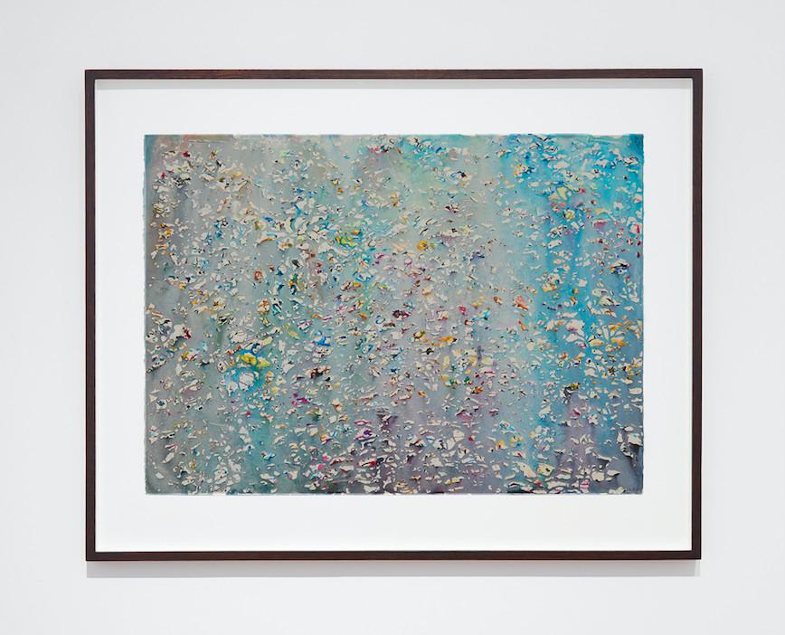 <span class=&#34;link fancybox-details-link&#34;><a href=&#34;/artists/71-luke-elwes/works/890/&#34;>View Detail Page</a></span><div class=&#34;artist&#34;><strong>Luke Elwes</strong></div> <div class=&#34;title&#34;><em>Waterline 9 (Particle)</em>, 2017</div> <div class=&#34;medium&#34;>watercolour on paper </div> <div class=&#34;dimensions&#34;>57 x 76cm</div><div class=&#34;copyright_line&#34;>Copyright the artist</div>