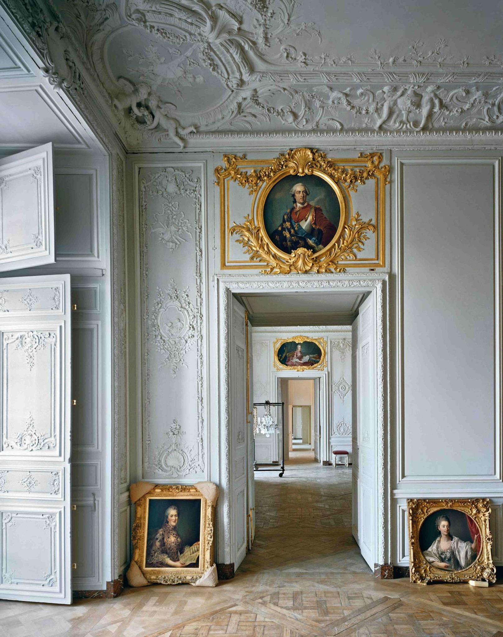 Robert Polidori Robert Polidori Grand cabinet de