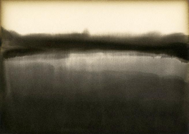 "<span class=""link fancybox-details-link""><a href=""/artists/33-alison-rossiter/works/20787-alison-rossiter-eastman-kodak-velvet-velox-expired-december-1926-d-processed-2014/"">View Detail Page</a></span><div class=""artist""><strong>Alison Rossiter</strong></div> b. 1953 <div class=""title""><em>Eastman Kodak Velvet Velox, expired December 1926 (D)</em>, processed 2014</div> <div class=""signed_and_dated"">Signed, titled, and dated, in pencil, au verso </div> <div class=""medium"">Unique gelatin silver print</div> <div class=""dimensions"">5 x 7 inch (12.7 x 17.78 cm)</div> <div class=""edition_details""></div><div class=""copyright_line""> </div>"