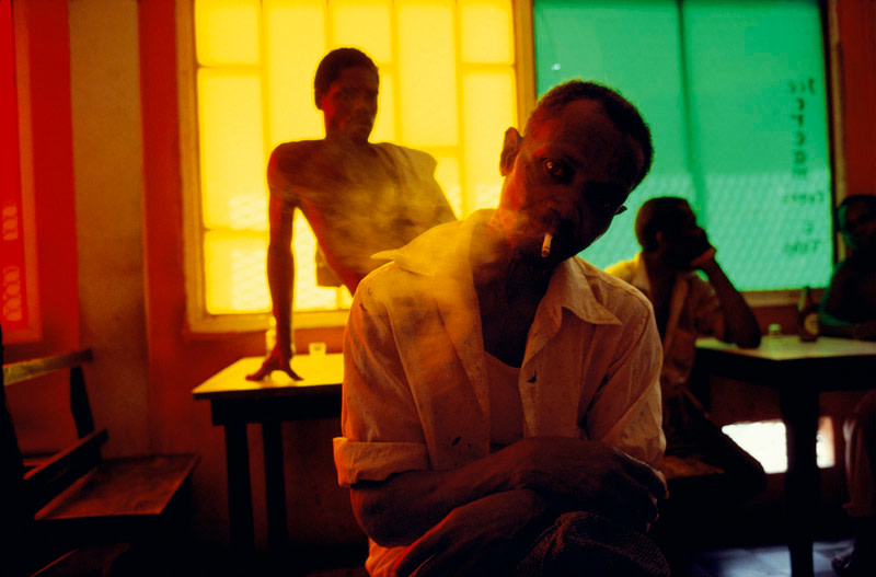 <span class=&#34;link fancybox-details-link&#34;><a href=&#34;/artists/85-alex-webb/works/17159-alex-webb-gouyave-grenada-1979/&#34;>View Detail Page</a></span><div class=&#34;artist&#34;><strong>Alex Webb</strong></div> b. 1952 <div class=&#34;title&#34;><em>Gouyave, Grenada</em>, 1979</div> <div class=&#34;signed_and_dated&#34;>Signed, titled, dated, and editioned, in ink, au mount verso<br /> Printed in 2011</div> <div class=&#34;medium&#34;>Chromogenic print mounted to archival board</div> <div class=&#34;dimensions&#34;>18 ½ x 28 inch (46.99 x 71.12 cm) image<br /> 24 ¾ x 34 inch (62.87 x 86.36 cm) paper/board</div> <div class=&#34;edition_details&#34;>Edition of 20 (#5/20)</div><div class=&#34;copyright_line&#34;>© Alex Webb / Magnum Photos</div>
