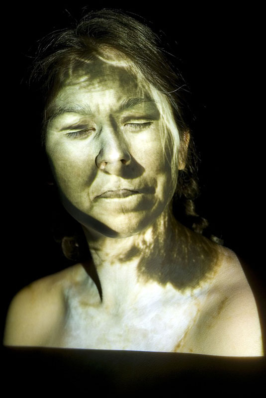 "<span class=""link fancybox-details-link""><a href=""/artists/122-meryl-mcmaster/works/36105-meryl-mcmaster-ancestral-11-2008/"">View Detail Page</a></span><div class=""artist""><strong>Meryl McMaster</strong></div> b. 1988 <div class=""title""><em>Ancestral 11</em>, 2008</div> <div class=""signed_and_dated"">From the series ""Ancestral""<br /> Signed, titled, dated, and editioned, au verso</div> <div class=""medium"">Chromogenic print</div> <div class=""dimensions"">30 x 40 inch (76.20 x 101.60 cm)</div> <div class=""edition_details"">Edition of 5 + 2 APs</div>"