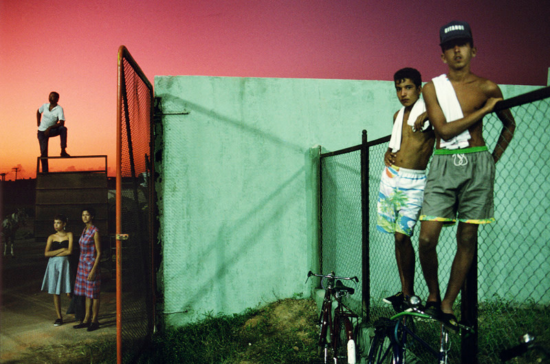 <span class=&#34;link fancybox-details-link&#34;><a href=&#34;/artists/85-alex-webb/works/17152-alex-webb-sancti-spiritus-cuba-1993/&#34;>View Detail Page</a></span><div class=&#34;artist&#34;><strong>Alex Webb</strong></div> <div class=&#34;title&#34;><em>Sancti Spiritus, Cuba</em>, 1993</div> <div class=&#34;signed_and_dated&#34;>Signed, titled, dated, and editioned, in ink, au mount verso<br /> Printed in 2011</div> <div class=&#34;medium&#34;>Chromogenic print mounted to archival board</div> <div class=&#34;dimensions&#34;>18 ½ x 28 inch (46.99 x 71.12 cm) image<br /> 24 ¾ x 34 inch (62.87 x 86.36 cm) paper/board</div> <div class=&#34;edition_details&#34;>Edition of 20 (#3/20)</div><div class=&#34;copyright_line&#34;>© Alex Webb / Magnum Photos</div>