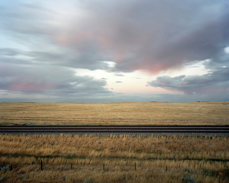<span class=&#34;link fancybox-details-link&#34;><a href=&#34;/artists/104-scott-conarroe/works/20533-scott-conarroe-prairie-tracks-saskatchewan-2008/&#34;>View Detail Page</a></span><div class=&#34;artist&#34;><strong>Scott Conarroe</strong></div> b. 1974 <div class=&#34;title&#34;><em>Prairie Tracks, Saskatchewan</em>, 2008</div> <div class=&#34;signed_and_dated&#34;>Signed, titled, dated, and editioned, in ink, au verso<br /> Printed in 2015</div> <div class=&#34;medium&#34;>Pigment print on archival paper</div> <div class=&#34;dimensions&#34;>18 x 21 ½ inch (45.72 x 54.61 cm) image<br /> 20 x 24 inch (50.80 x 60.96 cm) paper</div> <div class=&#34;edition_details&#34;>Edition of 10 (#3/10)</div><div class=&#34;copyright_line&#34;>© Scott Conarroe</div>