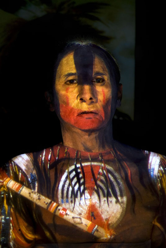 "<span class=""link fancybox-details-link""><a href=""/artists/122-meryl-mcmaster/works/36107-meryl-mcmaster-ancestral-13-2008/"">View Detail Page</a></span><div class=""artist""><strong>Meryl McMaster</strong></div> b. 1988 <div class=""title""><em>Ancestral 13</em>, 2008</div> <div class=""signed_and_dated"">From the series ""Ancestral""<br /> Signed, titled, dated, and editioned, au verso</div> <div class=""medium"">Chromogenic print</div> <div class=""dimensions"">30 x 40 inch (76.20 x 101.60 cm)</div> <div class=""edition_details"">Edition of 5 + 2 APs</div>"