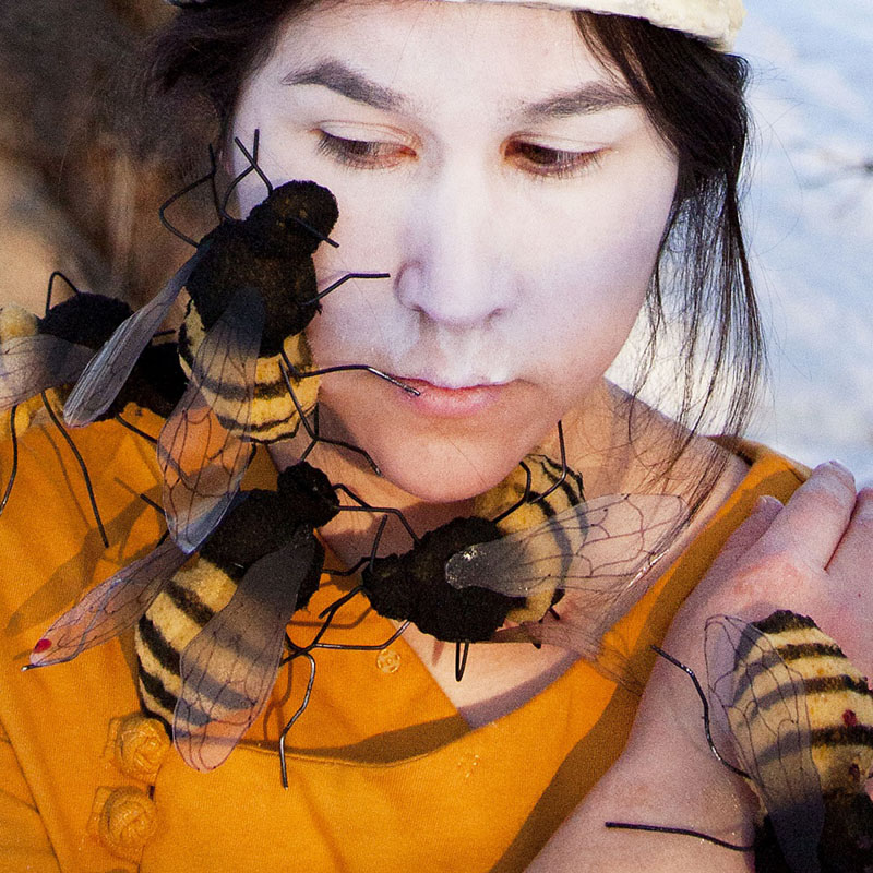 "<span class=""link fancybox-details-link""><a href=""/artists/122-meryl-mcmaster/works/36092-meryl-mcmaster-colonial-drift-2015/"">View Detail Page</a></span><div class=""artist""><strong>Meryl McMaster</strong></div> b. 1988 <div class=""title""><em>Colonial Drift</em>, 2015</div> <div class=""signed_and_dated"">From the series ""Wanderings""<br /> Signed, titled, dated, and editioned, au verso</div> <div class=""medium"">Pigment print on archival paper</div> <div class=""dimensions"">16 x 16 inch ( 40.64 x 40.64 cm)</div> <div class=""edition_details"">Edition of 3 + 2 APs</div>"