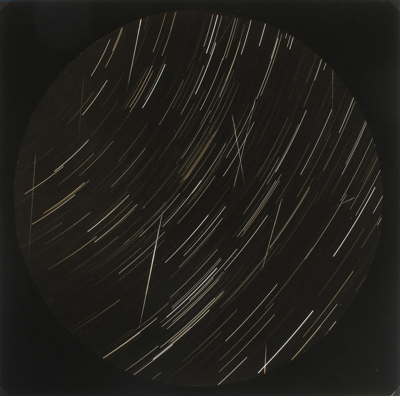 <span class=&#34;link fancybox-details-link&#34;><a href=&#34;/artists/105-gbor-kerekes/works/19928-g-bor-kerekes-perseids-93.31-1993/&#34;>View Detail Page</a></span><div class=&#34;artist&#34;><strong>Gábor Kerekes</strong></div> 1945-2014 <div class=&#34;title&#34;><em>Perseids (93.31)</em>, 1993</div> <div class=&#34;signed_and_dated&#34;>Signed, titled, dated, and editioned, in pencil, au verso<br /> Signed, titled, dated, and editioned, in ink, au mat board verso<br /> Printed circa 1993</div> <div class=&#34;medium&#34;>Toned gelatin silver print</div> <div class=&#34;dimensions&#34;>11 x 11 inch (27.94 x 27.94 cm)</div> <div class=&#34;edition_details&#34;>Edition of 10 (#6/10)</div><div class=&#34;copyright_line&#34;>© Gábor Kerekes, Courtesy of Kerekes Gábor Archíve</div>