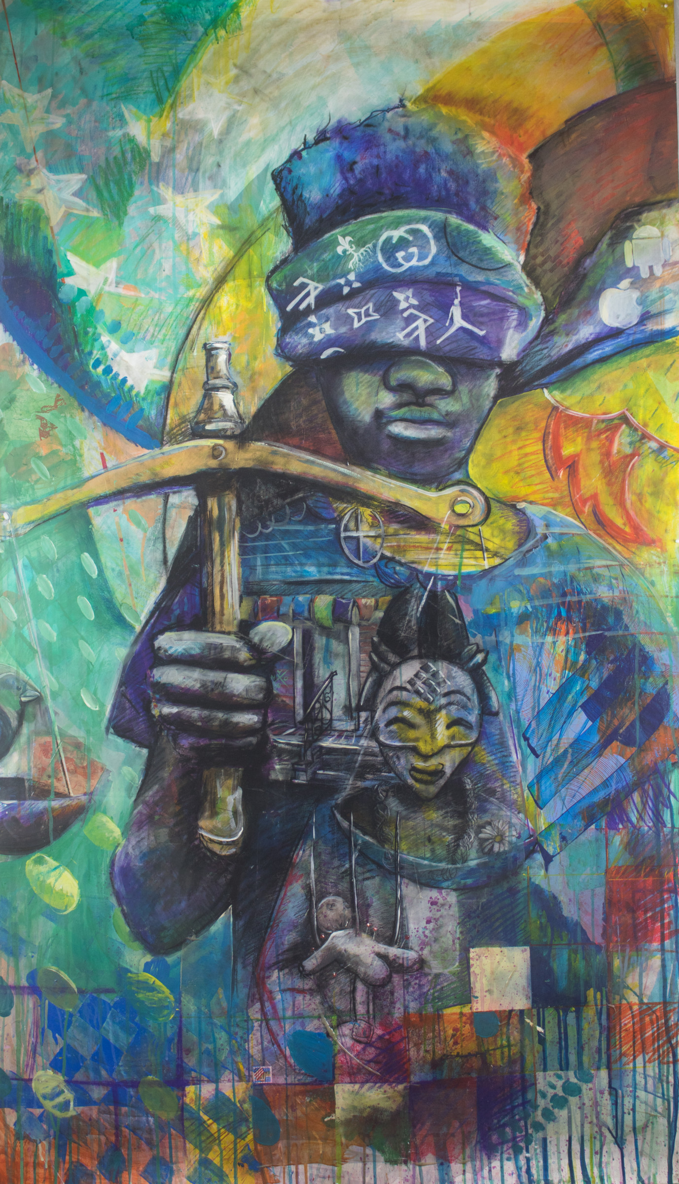 <span class=&#34;link fancybox-details-link&#34;><a href=&#34;/artworks/98-ayo-scott-a-dream-of-justice-2017/&#34;>View Detail Page</a></span><div class=&#34;artist&#34;><strong>Ayo Scott</strong></div> <div class=&#34;title&#34;><em>A Dream of Justice</em>, 2017</div> <div class=&#34;medium&#34;>Digital Drawing and Acrylic</div> <div class=&#34;dimensions&#34;>62 x 36 in<br /> 157.5 x 91.4 cm</div><div class=&#34;price&#34;>$3,700.00</div><div class=&#34;copyright_line&#34;>Copyright The Artist</div>