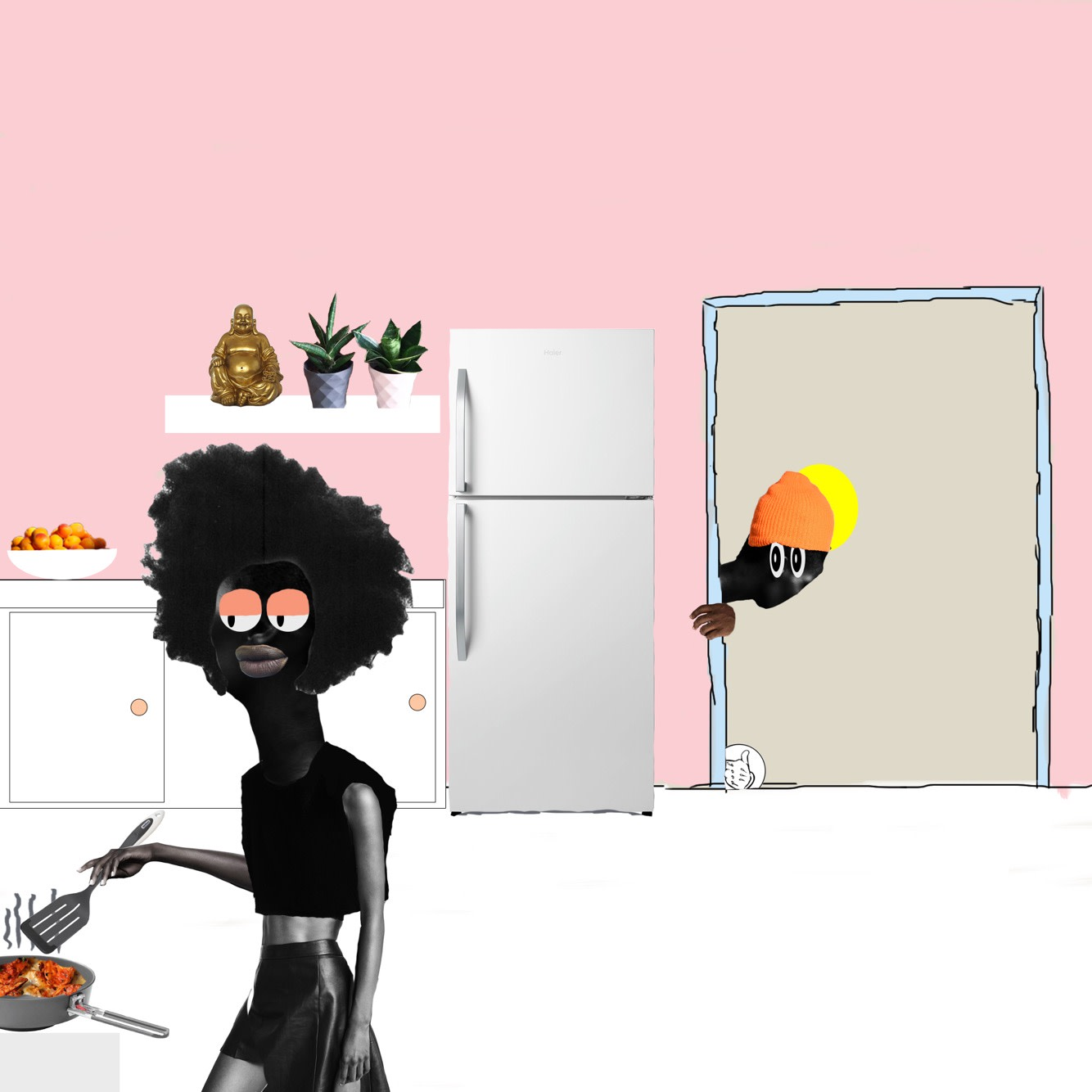 <span class=&#34;link fancybox-details-link&#34;><a href=&#34;/artworks/313-tyler-deauvea-ohh-she-can-cook-cook-2018/&#34;>View Detail Page</a></span><div class=&#34;artist&#34;><strong>Tyler Deauvea</strong></div> <div class=&#34;title&#34;><em>OHH, SHE CAN COOK COOK </em>, 2018</div> <div class=&#34;medium&#34;>Digital collage on photo paper</div> <div class=&#34;dimensions&#34;>11 1/2 x 11 1/2 in<br /> 29.2 x 29.2 cm</div> <div class=&#34;edition_details&#34;>Edition of 10 plus 1 artist's proof</div>