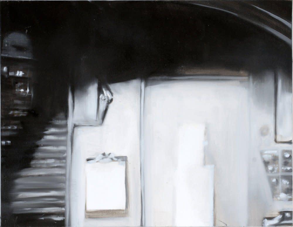 <span class=&#34;link fancybox-details-link&#34;><a href=&#34;/artists/14-rachel-lancaster/works/1619/&#34;>View Detail Page</a></span><div class=&#34;artist&#34;><strong>Rachel Lancaster</strong></div> <div class=&#34;title&#34;><em>Aeroplane</em>, 2007</div> <div class=&#34;medium&#34;>Oil on Canvas</div> <div class=&#34;dimensions&#34;>36 x 46 cms<br />14.18 x 18.12 inches</div><div class=&#34;copyright_line&#34;>Copyright The Artist</div>