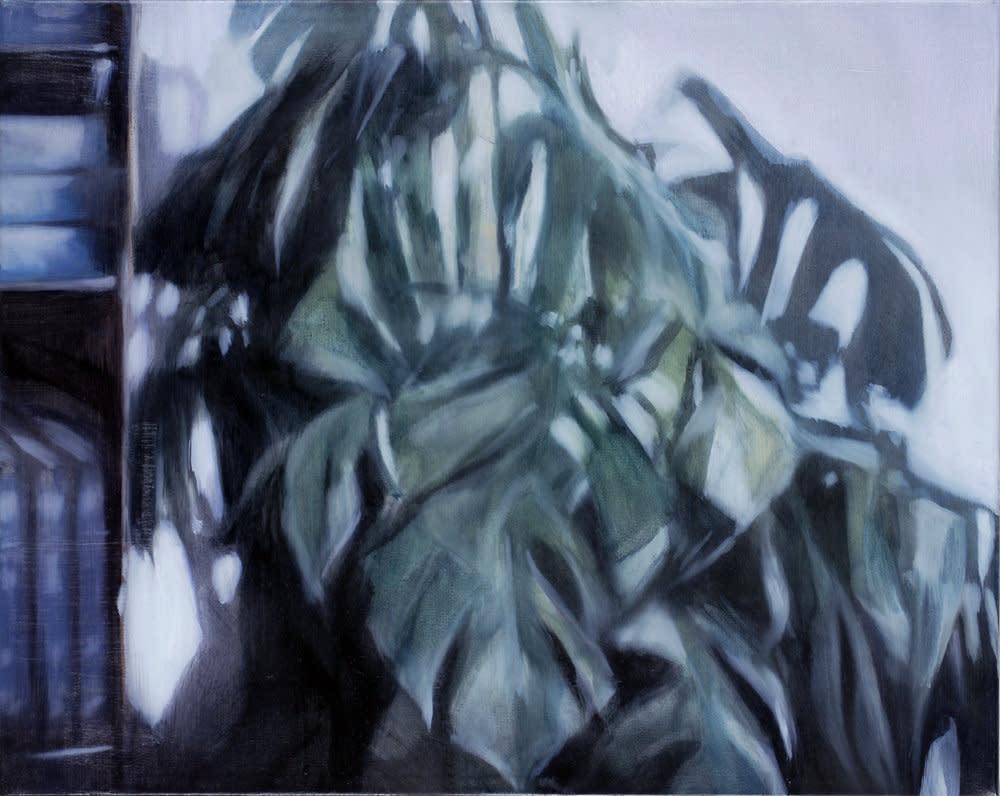 <span class=&#34;link fancybox-details-link&#34;><a href=&#34;/artists/14-rachel-lancaster/works/1639/&#34;>View Detail Page</a></span><div class=&#34;artist&#34;><strong>Rachel Lancaster</strong></div> <div class=&#34;title&#34;><em>Plant</em>, 2007</div> <div class=&#34;medium&#34;>Oil on Canvas</div> <div class=&#34;dimensions&#34;>41 x 51 cms<br />16.15 x 20.09 inches</div><div class=&#34;copyright_line&#34;>Copyright The Artist</div>