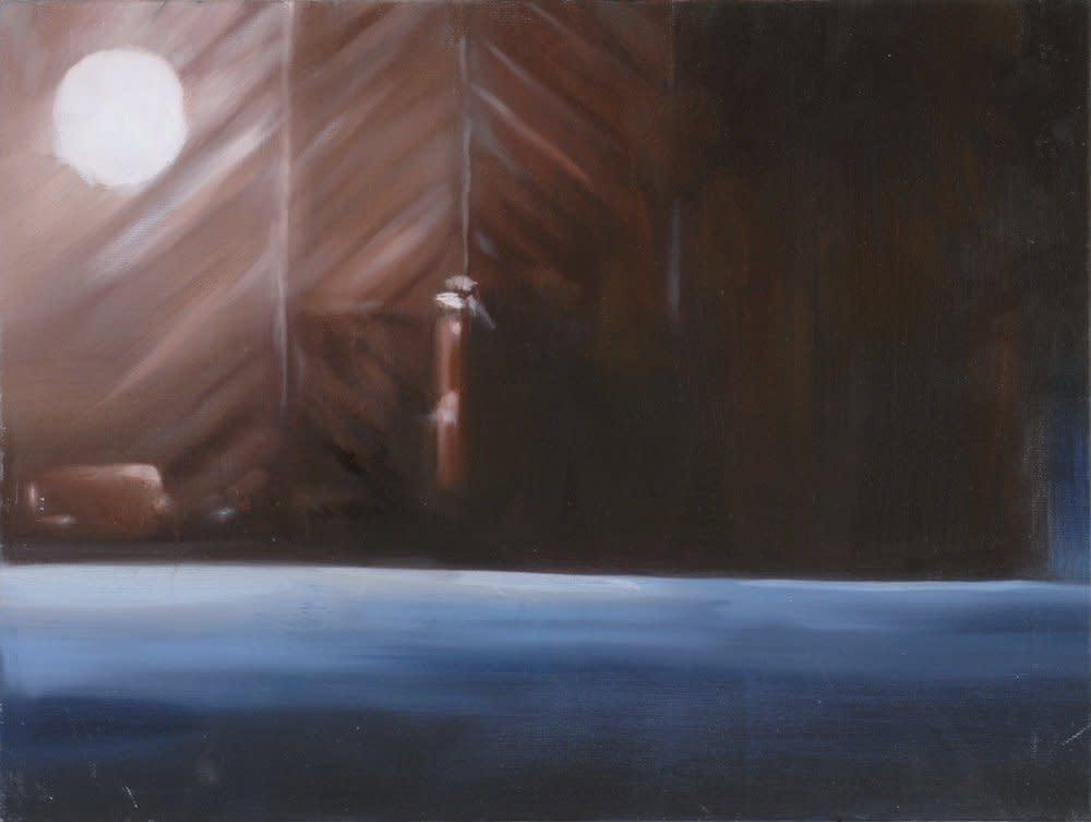 <span class=&#34;link fancybox-details-link&#34;><a href=&#34;/artists/14-rachel-lancaster/works/1635/&#34;>View Detail Page</a></span><div class=&#34;artist&#34;><strong>Rachel Lancaster</strong></div> <div class=&#34;title&#34;><em>Fire Extinguisher</em>, 2007</div> <div class=&#34;medium&#34;>Oil on Board</div> <div class=&#34;dimensions&#34;>30 x 40 cms<br />11.82 x 15.76 inches</div><div class=&#34;copyright_line&#34;>Copyright The Artist</div>