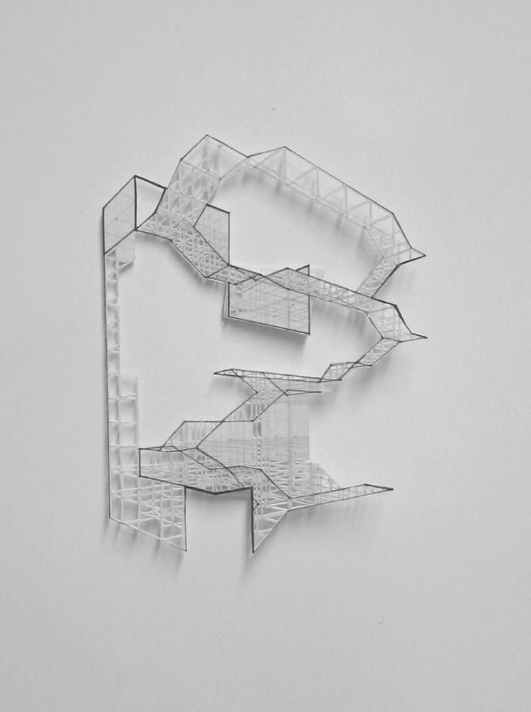 <span class=&#34;link fancybox-details-link&#34;><a href=&#34;/exhibitions/7/works/artworks97/&#34;>View Detail Page</a></span><div class=&#34;medium&#34;>Pencil and Ink on Cutout Paper</div> <div class=&#34;dimensions&#34;>30 x 21 cm<br />11 3/4 x 8 1/4 in</div>