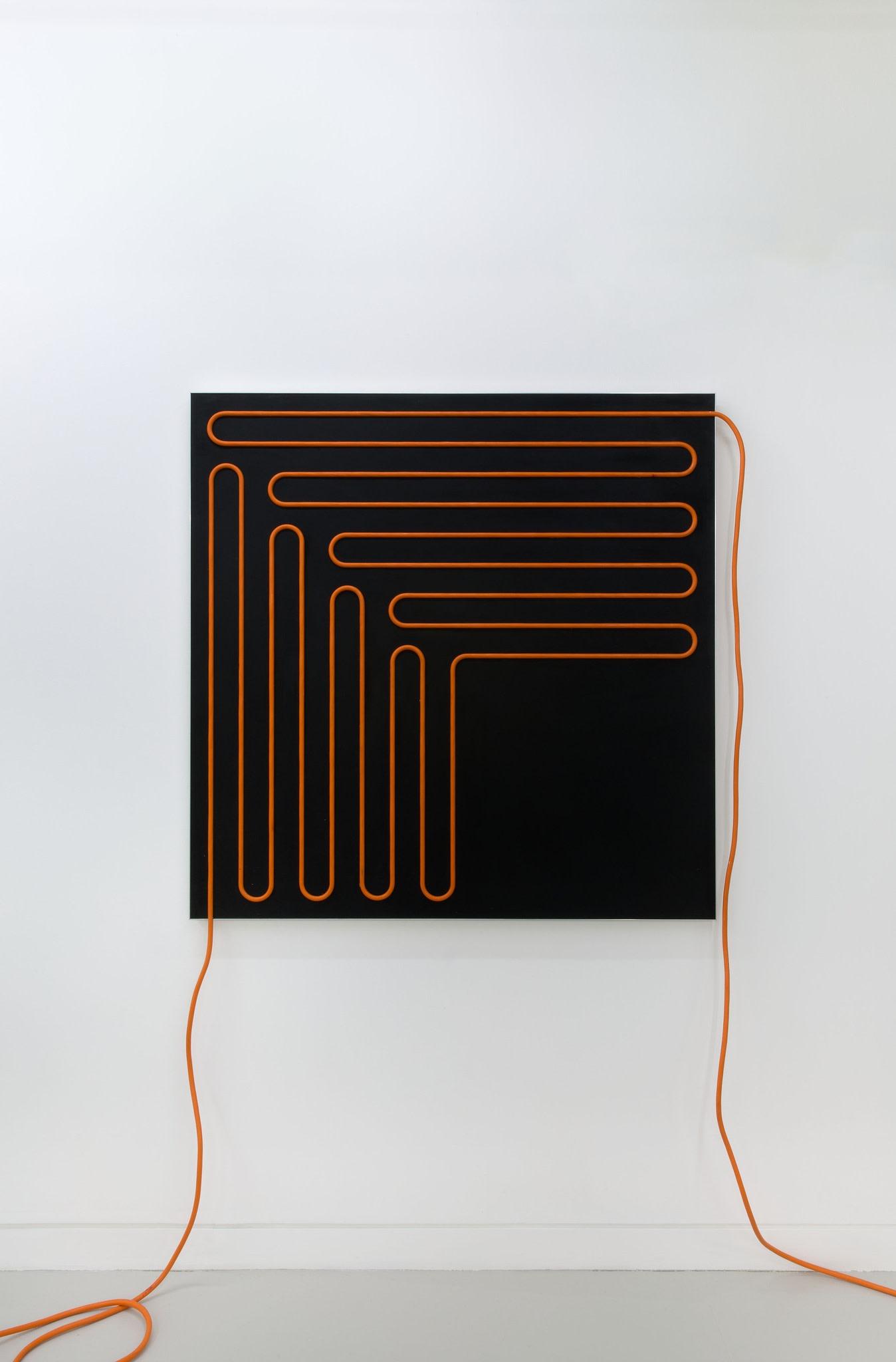 <span class=&#34;link fancybox-details-link&#34;><a href=&#34;/artists/44-jacob-dahlgren/works/8755/&#34;>View Detail Page</a></span><div class=&#34;artist&#34;><strong>Jacob Dahlgren</strong></div> <div class=&#34;title&#34;><em>Third Uncle #1</em>, 2015</div> <div class=&#34;medium&#34;>MDF, acrylic paint, electrical cable, aluminium</div> <div class=&#34;dimensions&#34;>104 x 104 cm<br />41 x 41 in</div><div class=&#34;copyright_line&#34;>Copyright The Artist</div>
