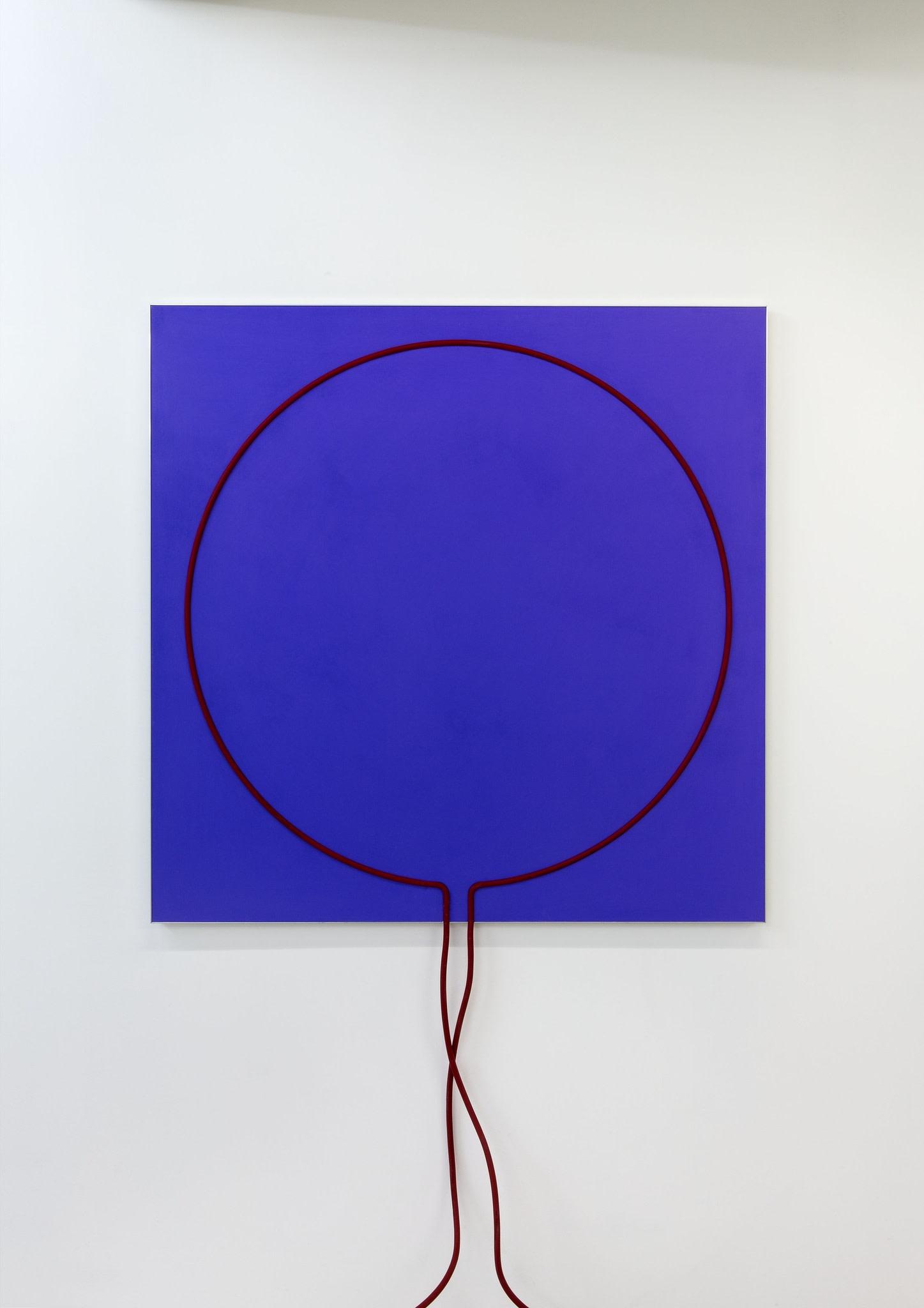 <span class=&#34;link fancybox-details-link&#34;><a href=&#34;/artists/44-jacob-dahlgren/works/8758/&#34;>View Detail Page</a></span><div class=&#34;artist&#34;><strong>Jacob Dahlgren</strong></div> <div class=&#34;title&#34;><em>Third Uncle #4</em>, 2015</div> <div class=&#34;medium&#34;>MDF, acrylic paint, electrical cable, aluminium</div> <div class=&#34;dimensions&#34;>100 x 100 cm<br />39 3/8 x 39 3/8 in</div><div class=&#34;copyright_line&#34;>Copyright The Artist</div>