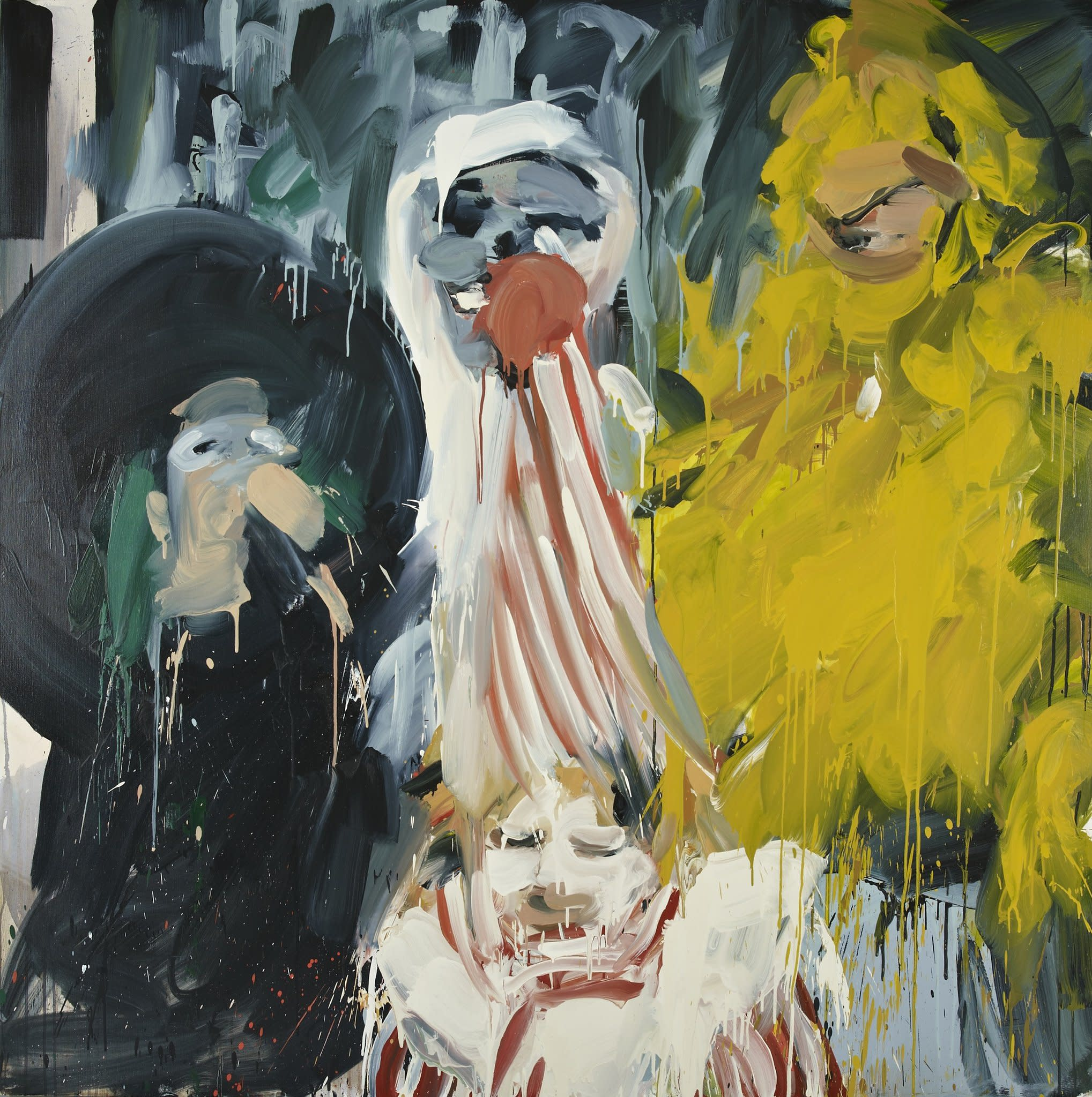 <span class=&#34;link fancybox-details-link&#34;><a href=&#34;/exhibitions/48/works/artworks8122/&#34;>View Detail Page</a></span><div class=&#34;artist&#34;><strong>Laura Lancaster</strong></div><div class=&#34;title&#34;>Untitled, 2013</div><div class=&#34;medium&#34;>Oil and Acrylic on Linen</div><div class=&#34;dimensions&#34;>200 x 200 cm<br>78 3/4 x 78 3/4 in</div>