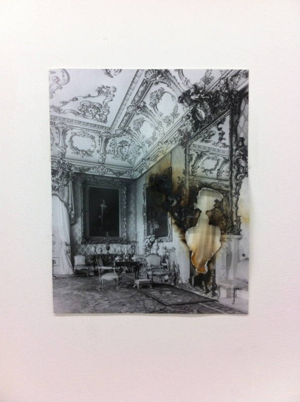 <span class=&#34;link fancybox-details-link&#34;><a href=&#34;/exhibitions/67/works/artworks8707/&#34;>View Detail Page</a></span><div class=&#34;artist&#34;><strong>Catherine Bertola</strong></div><div class=&#34;title&#34;><em>Sad Bones (Wingerworth Hall)</em>, 2014</div><div class=&#34;medium&#34;>book page, paper, tape and match</div><div class=&#34;dimensions&#34;>304 x 244 cm<br>119 3/4 x 96 1/8 in</div>