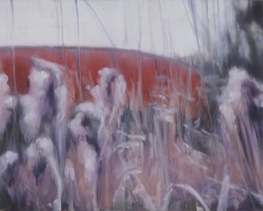 <span class=&#34;link fancybox-details-link&#34;><a href=&#34;/artists/14-rachel-lancaster/works/738/&#34;>View Detail Page</a></span><div class=&#34;artist&#34;><strong>Rachel Lancaster</strong></div> <div class=&#34;title&#34;><em>Red Boat</em>, 2007</div> <div class=&#34;medium&#34;>Oil on Canvas</div> <div class=&#34;dimensions&#34;>20 x 26 cms<br />7.88 x 10.24 inches</div><div class=&#34;copyright_line&#34;>Copyright The Artist</div>
