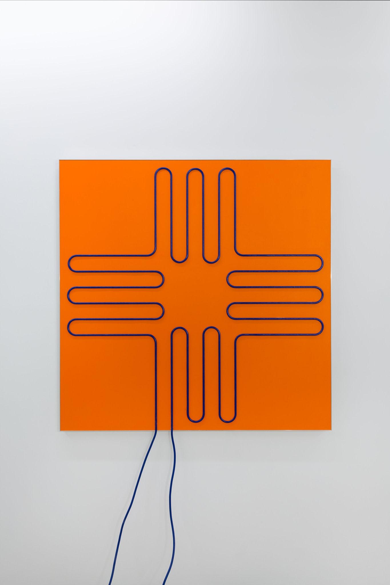 <span class=&#34;link fancybox-details-link&#34;><a href=&#34;/artists/44-jacob-dahlgren/works/8762/&#34;>View Detail Page</a></span><div class=&#34;artist&#34;><strong>Jacob Dahlgren</strong></div> <div class=&#34;title&#34;><em>Third Uncle #7</em>, 2015</div> <div class=&#34;medium&#34;>MDF, acrylic paint, electrical cable, aluminium</div> <div class=&#34;dimensions&#34;>110 x 110 cm<br />43 1/4 x 43 1/4 in</div><div class=&#34;copyright_line&#34;>Copyright The Artist</div>