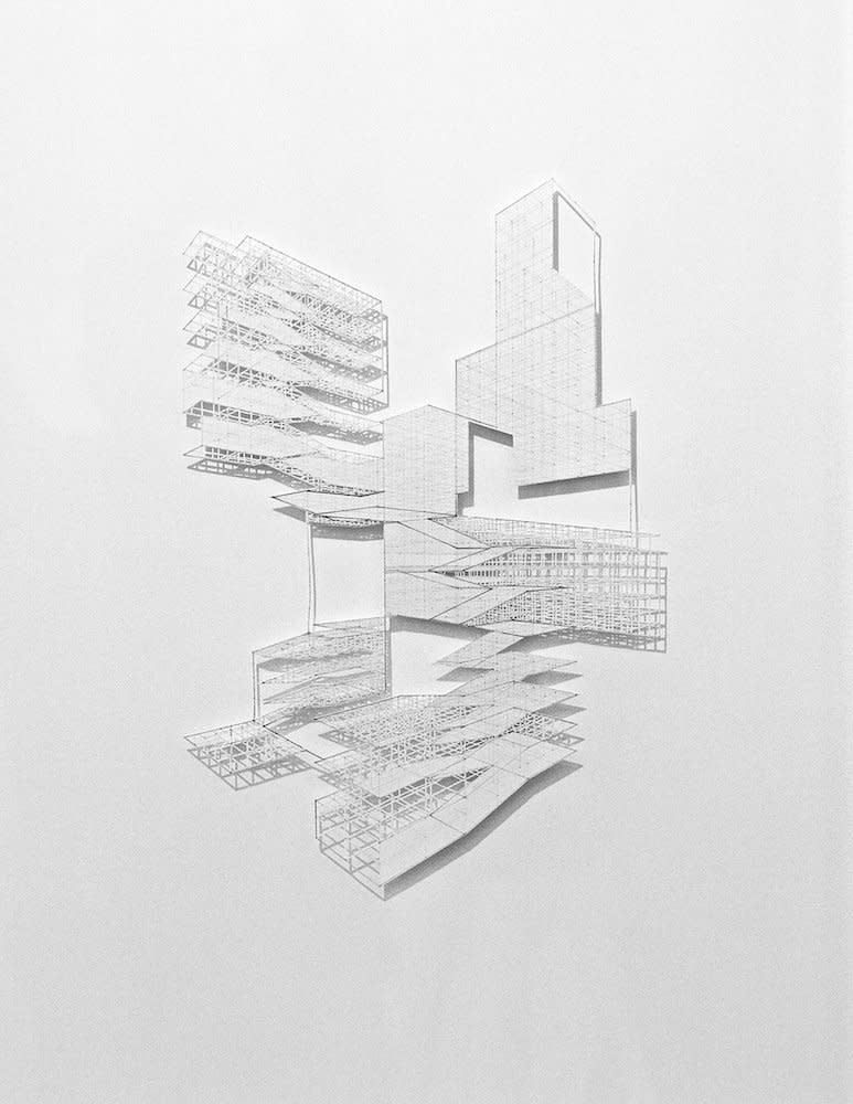 <span class=&#34;link fancybox-details-link&#34;><a href=&#34;/exhibitions/7/works/artworks102/&#34;>View Detail Page</a></span><div class=&#34;medium&#34;>Pencil on Cutout Paper</div> <div class=&#34;dimensions&#34;>45 x 61 cm<br />17 3/4 x 24 1/8 in</div>