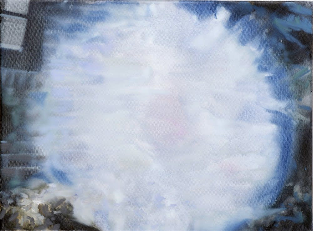 <span class=&#34;link fancybox-details-link&#34;><a href=&#34;/artists/14-rachel-lancaster/works/1643/&#34;>View Detail Page</a></span><div class=&#34;artist&#34;><strong>Rachel Lancaster</strong></div> <div class=&#34;title&#34;><em>Sphere</em>, 2007</div> <div class=&#34;medium&#34;>Oil on Canvas</div> <div class=&#34;dimensions&#34;>30 x 42 cms<br />11.82 x 16.55 inches</div><div class=&#34;copyright_line&#34;>Copyright The Artist</div>