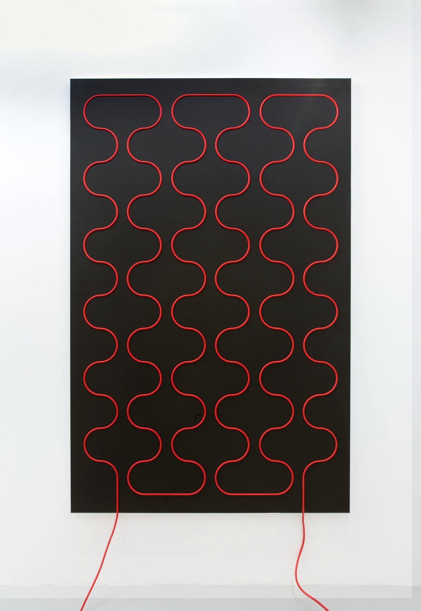 <span class=&#34;link fancybox-details-link&#34;><a href=&#34;/artists/44-jacob-dahlgren/works/8763/&#34;>View Detail Page</a></span><div class=&#34;artist&#34;><strong>Jacob Dahlgren</strong></div> <div class=&#34;title&#34;><em>Third Uncle #8</em>, 2015</div> <div class=&#34;medium&#34;>MDF, acrylic paint, electrical cable, aluminium</div> <div class=&#34;dimensions&#34;>199 x 122 cm<br />78 3/8 x 52 in</div><div class=&#34;copyright_line&#34;>Copyright The Artist</div>