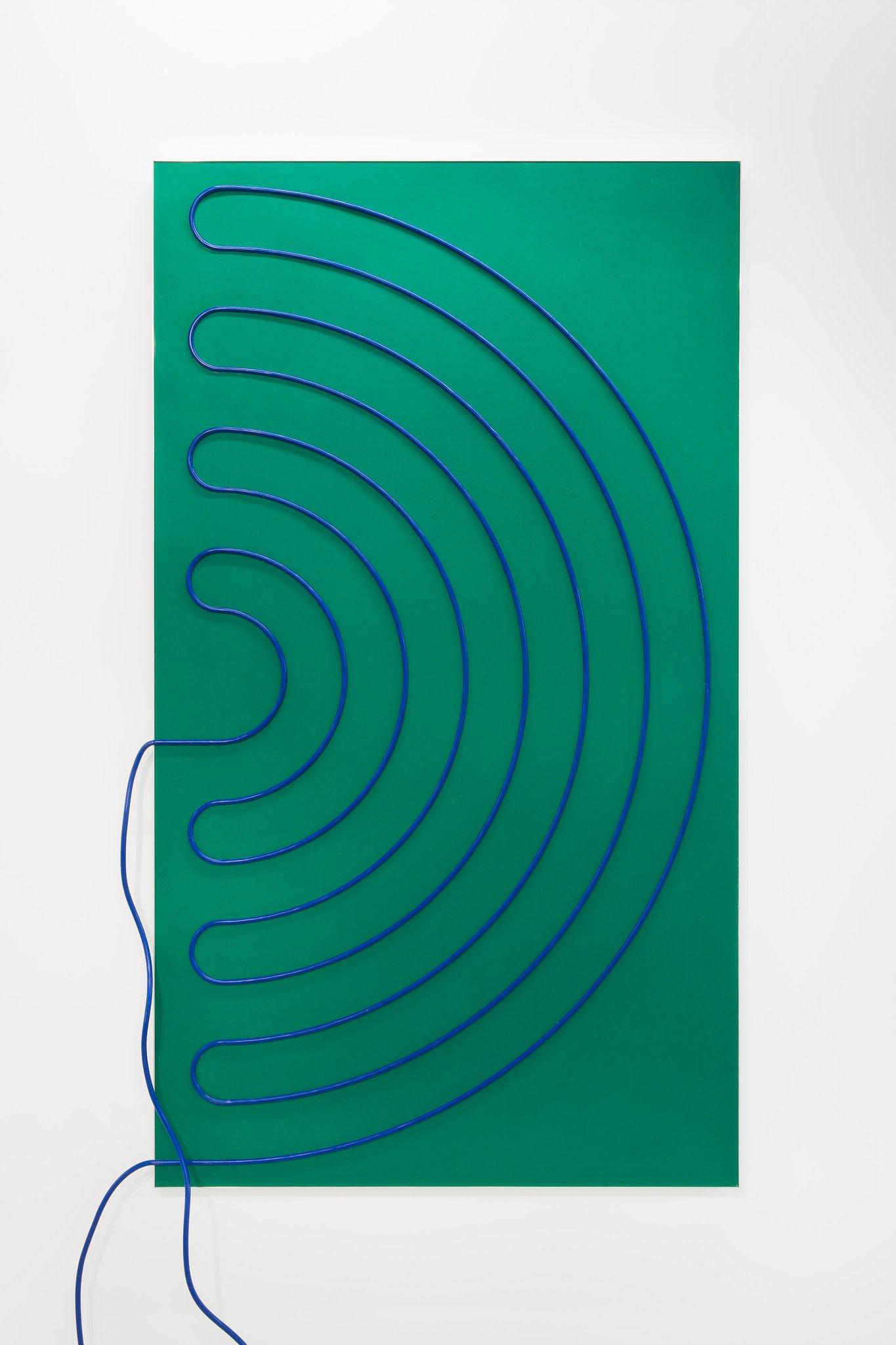 <span class=&#34;link fancybox-details-link&#34;><a href=&#34;/artists/44-jacob-dahlgren/works/8756/&#34;>View Detail Page</a></span><div class=&#34;artist&#34;><strong>Jacob Dahlgren</strong></div> <div class=&#34;title&#34;><em>Third Uncle #2</em>, 2015</div> <div class=&#34;medium&#34;>MDF, acrylic paint, electrical cable, aluminium</div> <div class=&#34;dimensions&#34;>150 x 85 cm<br />59 1/8 x 33 1/2 in</div><div class=&#34;copyright_line&#34;>Copyright The Artist</div>