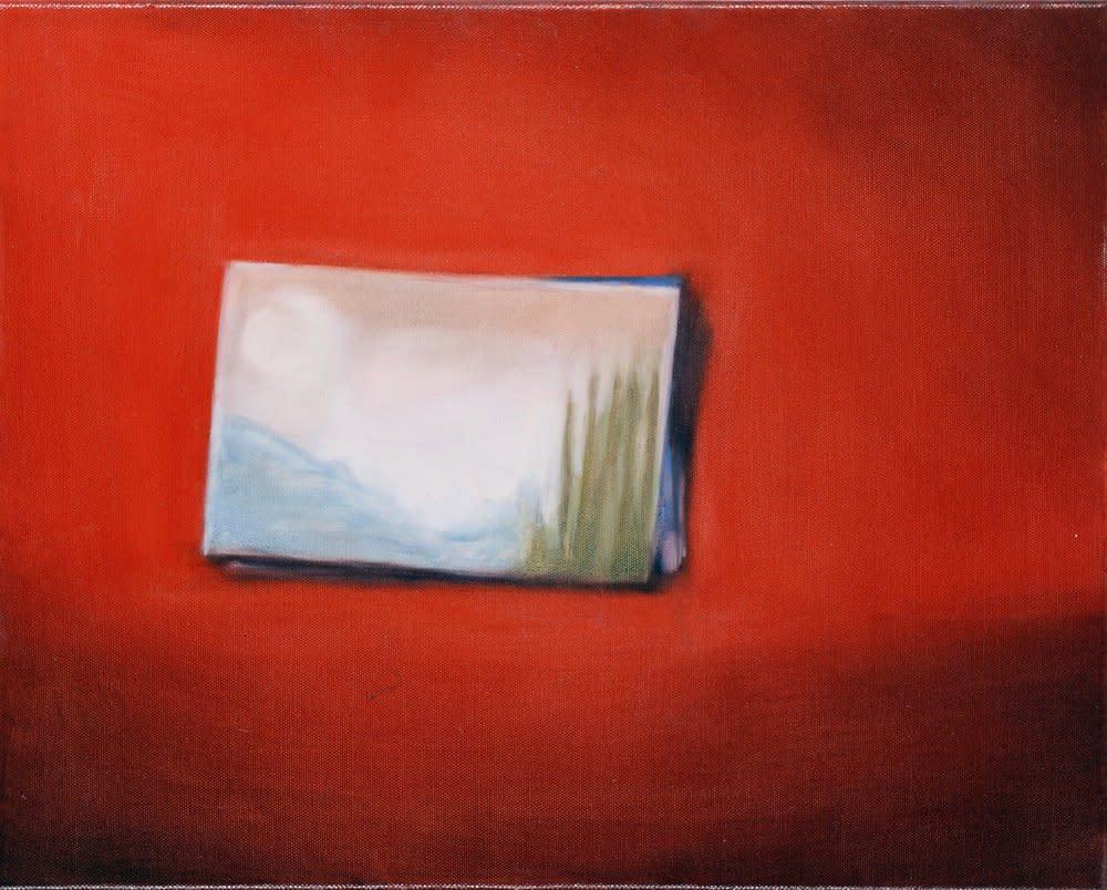<span class=&#34;link fancybox-details-link&#34;><a href=&#34;/artists/14-rachel-lancaster/works/1640/&#34;>View Detail Page</a></span><div class=&#34;artist&#34;><strong>Rachel Lancaster</strong></div> <div class=&#34;title&#34;><em>Postcards</em>, 2007</div> <div class=&#34;medium&#34;>Oil on Canvas</div> <div class=&#34;dimensions&#34;>40 x 51 cms<br />16.15 x 20.09 inches</div><div class=&#34;copyright_line&#34;>Copyright The Artist</div>