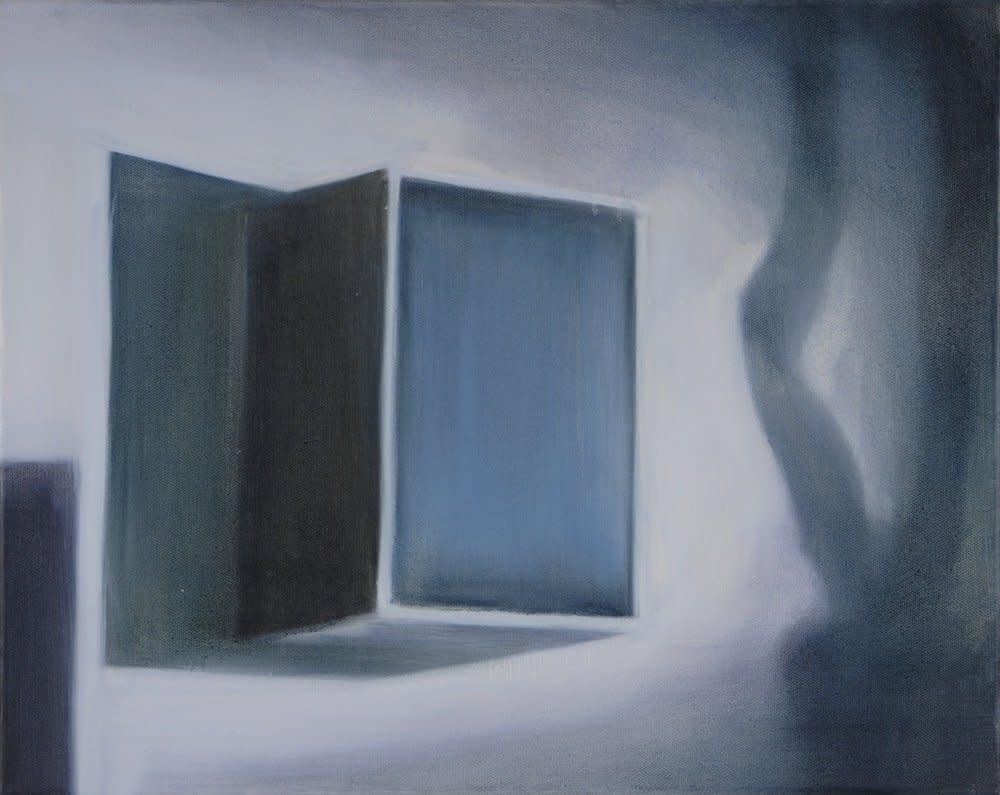 <span class=&#34;link fancybox-details-link&#34;><a href=&#34;/artists/14-rachel-lancaster/works/732/&#34;>View Detail Page</a></span><div class=&#34;artist&#34;><strong>Rachel Lancaster</strong></div> <div class=&#34;title&#34;><em>Speaker</em>, 2007</div> <div class=&#34;medium&#34;>Oil on Canvas</div> <div class=&#34;dimensions&#34;>40 x 50 cms<br />15.76 x 19.7 inches</div><div class=&#34;copyright_line&#34;>Copyright The Artist</div>