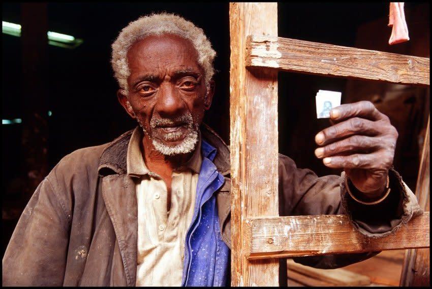 "<span class=""link fancybox-details-link""><a href=""/artists/36/series/wonder/441/"">View Detail Page</a></span><div class=""artist""><strong>Ohad Maiman</strong></div> <div class=""title""><em>I was Here (Havana, Cuba)</em>, 2004</div> <div class=""medium"">C-Print</div> <div class=""dimensions"">30 x 42 inches<br />76.2 x 106.7 cms</div> <div class=""edition_details"">edition of 5 plus 1 artist's proof</div>"