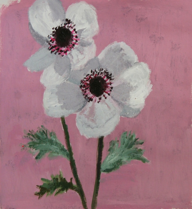 Charlotte Hardy Amemones Foss Fine Art