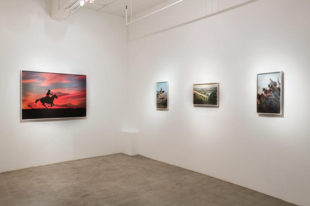 Norm Clasen | 3 March - 21 April 2018 - Installation Views | M+B Photo