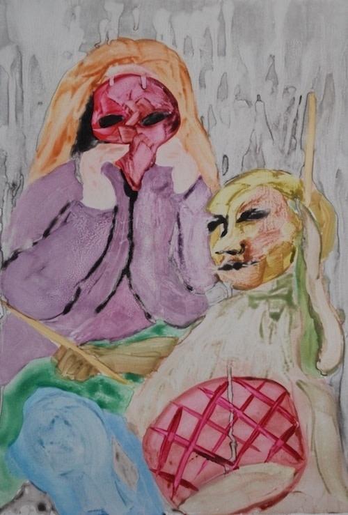 "<span class=""link fancybox-details-link""><a href=""/exhibitions/17/works/image_standalone681/"">View Detail Page</a></span><p><strong>Rachel Goodison</strong></p><p>The Drummer</p><p>watercolour monoprint, unique</p><p>75 x 58cm</p><p>£320 framed</p><p>£220 unframed</p>"