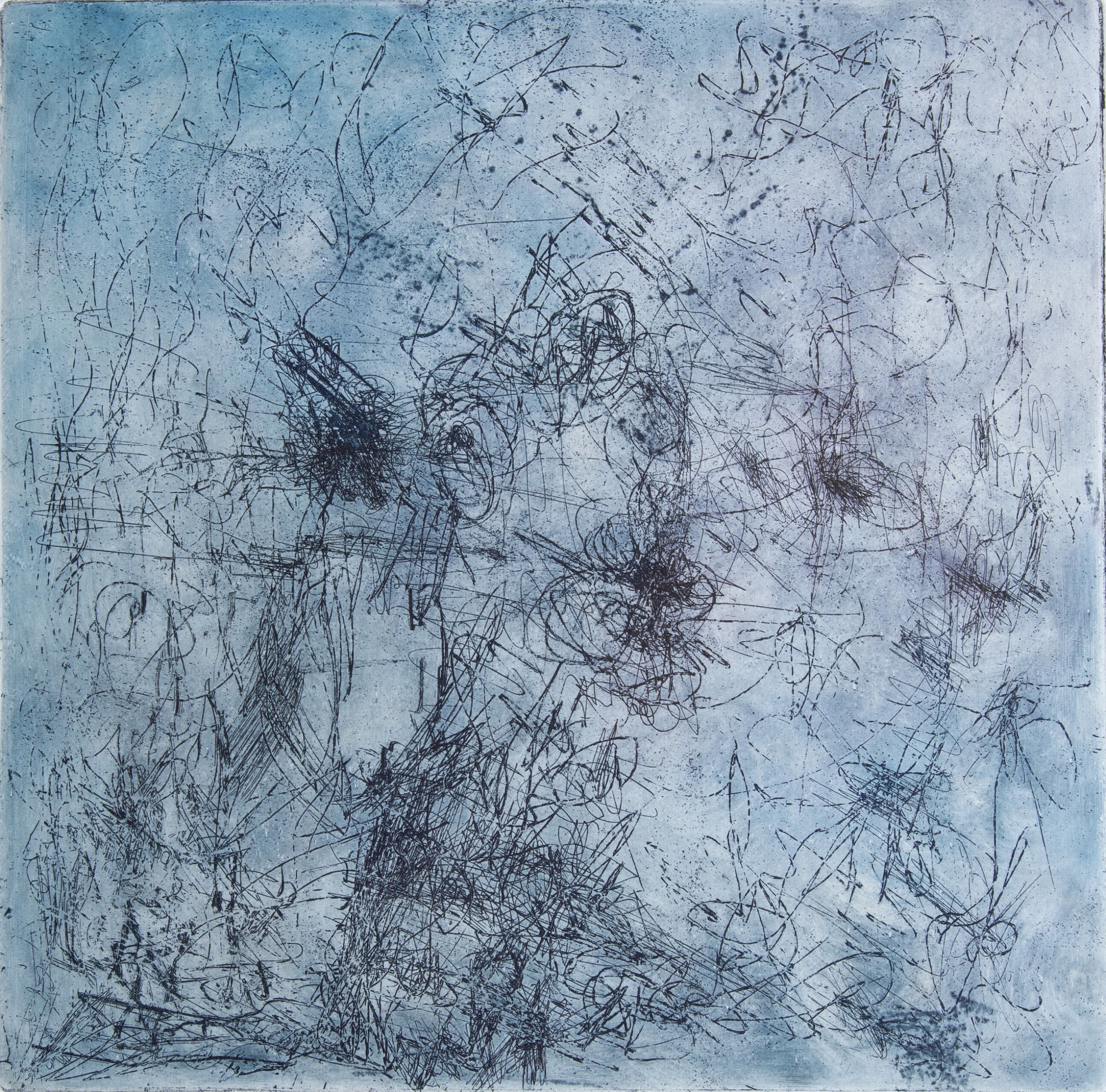 """<span class=""""link fancybox-details-link""""><a href=""""/exhibitions/17/works/image_standalone727/"""">View Detail Page</a></span><p><strong>Irena Krizman</strong></p><p>Rhythms II</p><p>etching</p><p>56 x 79cm</p><p>£400 framed</p>"""