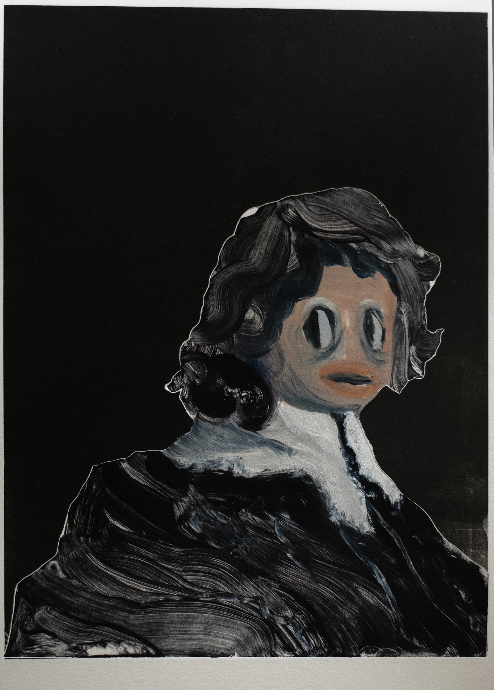 "<span class=""link fancybox-details-link""><a href=""/exhibitions/17/works/image_standalone752/"">View Detail Page</a></span><p><strong>Natasha Michaels</strong></p><p>Important Man</p><p>monoprint 1/1</p><p>41 x 31cm</p><p>£670</p>"