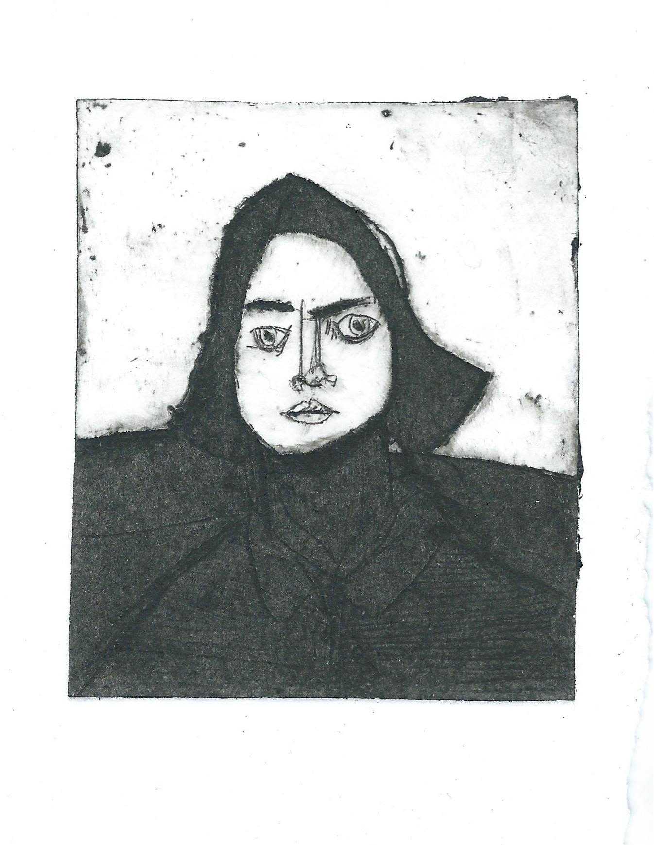 """<span class=""""link fancybox-details-link""""><a href=""""/exhibitions/17/works/image_standalone759/"""">View Detail Page</a></span><p><strong>Charlotte Murdoch</strong></p><p>Untitled (Direct Stare)</p><p>drypoint, ed of 5</p><p>15 x 25cm</p><p>£260 framed</p><p>£210 unframed</p><p></p>"""