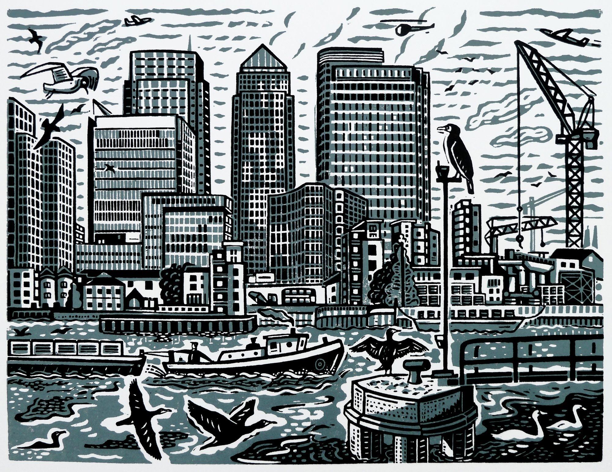 "<span class=""link fancybox-details-link""><a href=""/exhibitions/18/works/image_standalone952/"">View Detail Page</a></span><p>Mick Armson</p><p>Cormorant & Canary</p><p>linocut</p><p>47 x 41cm</p><p>£295 framed</p><p>£195 unframed</p><p> </p>"