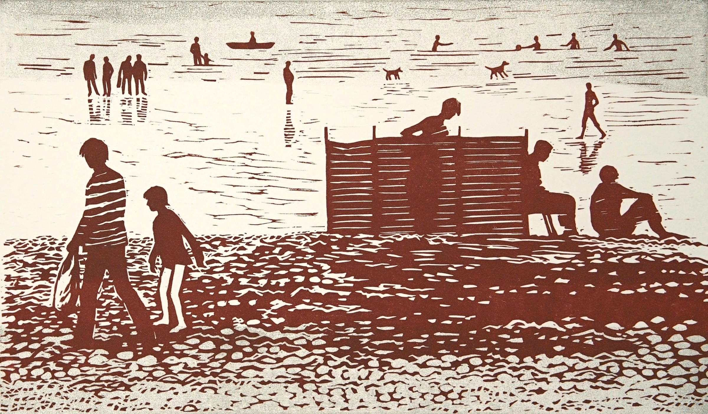 "<span class=""link fancybox-details-link""><a href=""/exhibitions/18/works/image_standalone1004/"">View Detail Page</a></span><p>Sally Hill</p><p>Bathers</p><p>linocut</p><p>48 x 37cm</p><p>£185 framed</p><p>£140 unframed</p>"