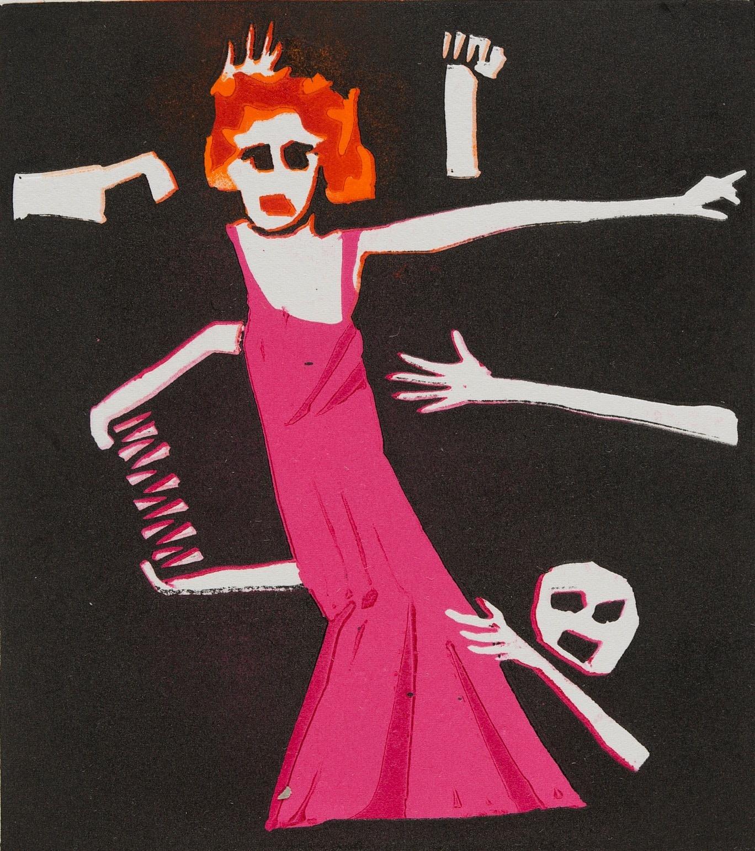 "<span class=""link fancybox-details-link""><a href=""/exhibitions/18/works/image_standalone1014/"">View Detail Page</a></span><p>Isabella Kocum</p><p>Dancing</p><p>linocut</p><p>36 x 34cm</p><p>£280 framed</p><p>£180 unframed</p>"