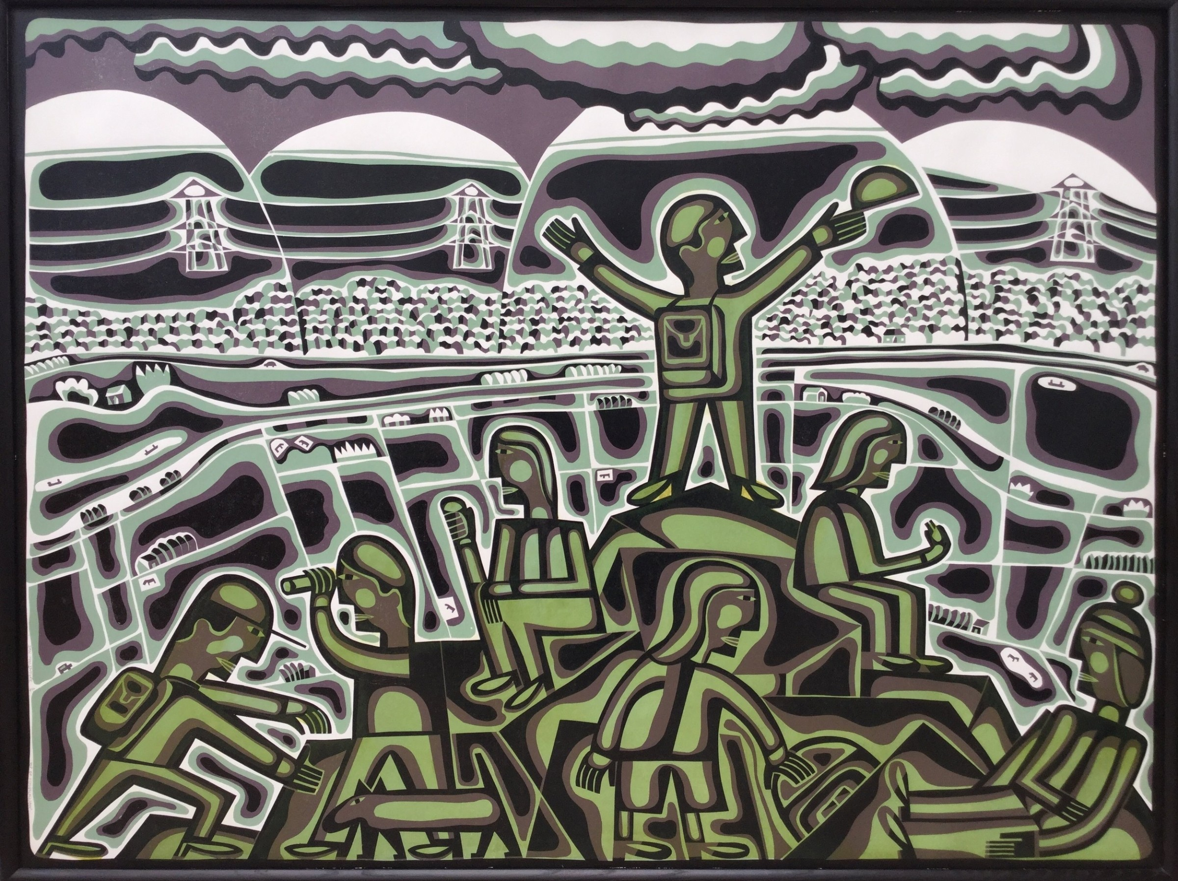 "<span class=""link fancybox-details-link""><a href=""/exhibitions/18/works/image_standalone1027/"">View Detail Page</a></span><p>Ian MacIntyre</p><p>Top of Schiehallion</p><p>relief print</p><p>126 x 96cm</p><p>£2100 framed</p><p>£2000 unframed</p>"