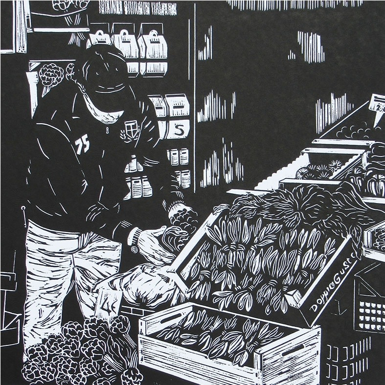 "<span class=""link fancybox-details-link""><a href=""/exhibitions/18/works/image_standalone1061/"">View Detail Page</a></span><p>Isabel Willock</p><p>Naples (Market Series)</p><p>linocut</p><p>54 x 54cm</p><p>£95 framed</p><p>£45 unframed</p>"