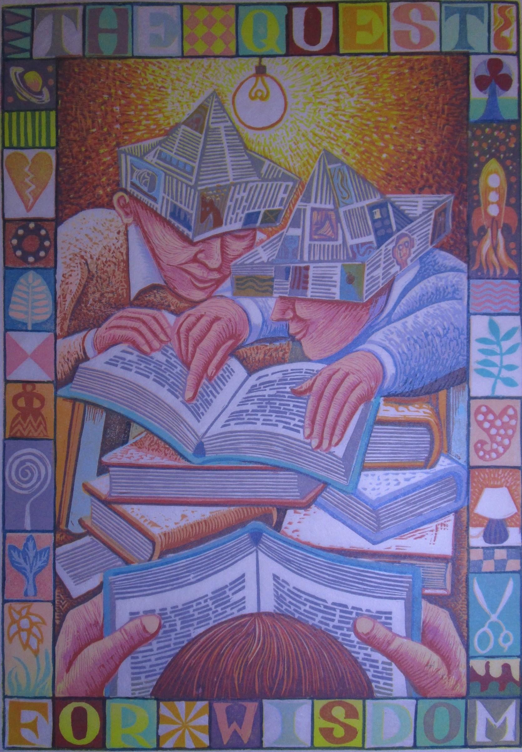 "<span class=""link fancybox-details-link""><a href=""/artists/30-jim-anderson-re/works/10781/"">View Detail Page</a></span><div class=""artist""><span class=""artist""><strong>Jim Anderson RE</strong></span></div><div class=""title""><em>Paper Hats (the quest for wisdom)</em></div><div class=""medium"">linocut</div><div class=""dimensions"">31 x 21 cm image size</div><div class=""edition_details"">edition of 12</div><div class=""price"">£190.00 unframed</div>"